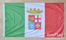 - ITALY NAVY ENSIGN ANYFLAG RANGE - VARIOUS SIZES